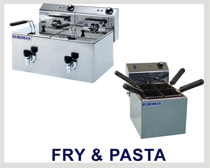 Euromax Fry And Pasta