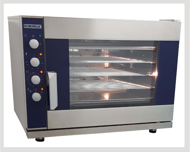 Manual Gastro/Bakery ovens